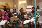The top killers of children under five are malaria, pneumonia and diarrhea.Photo / AP