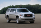 The Yukon XL is part of the redesigned General Motors line-up.