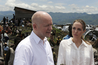 William Hague and Angelina Jolie visited the Republic of Congo in March. Photo / AP
