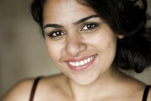 Actress Nisha Madhan.
