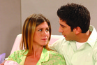 Friends couple Ross and Rachel have one of the most famous breaks.