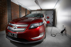 The Holden Volt EV Photo / Supplied