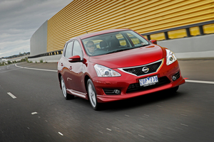 2013 Nissan Pulsar Photo / Supplied