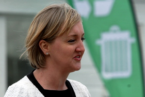 Communications Minister Amy Adams. Photo / APN