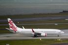 Transtasman Virgin flights will have Wi-Fi entertainment. Photo / Richard Robinson
