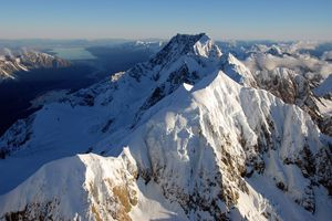 Two men have died in separate climbing accidents at Mt Cook.