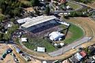 Te Matatini national kapa haka festival at Rotorua International Stadium.