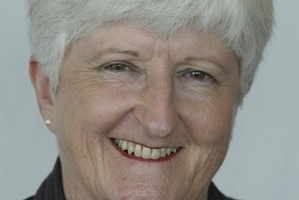 Tauranga City councillor Mary Dillon