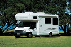 The council yesterday voted 7-2 to impose a year-round ban on self-contained motor homes overnighting on Marine Parade.