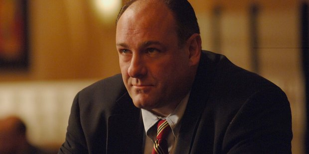 James Gandolfini, who passed away earlier this year.