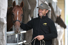 Hastings horseman John Barry has stable star Survived ready for a top effort at his home track in Saturday. Photo / APN