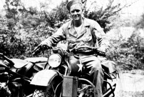 Uncle Sam wanted reliable shaft-drive bikes, 'like the Germans', so Harley built 1000 copies of the advanced BMW R71.
