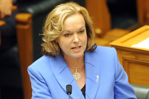 ACC Minister Judith Collins Photo / NZPA