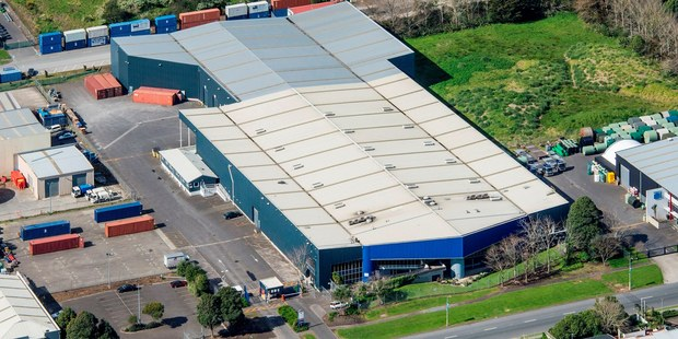 The building's 11,788sq m of warehouse and office space is easily adaptable to manufacturing, freight or storage.