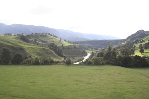 The site of the Ruataniwha Water Storage Scheme