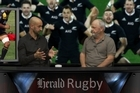 New Zealand Herald rugby scribes Wynne Gray and Gregor Paul discuss the return test match in a fortnight against the formidable Springboks.