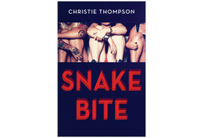 'Snake Bite' by Christie Thompson.