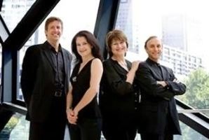 Popular: The Goldner String Quartet is an ensemble of international significance.