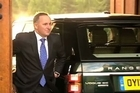 Prime Minister John Key and his family arrived at Balmoral Castle early this morning for a weekend visit with the Queen and other members of the Royal Family.
