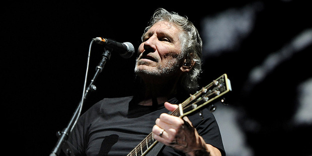 Roger Waters performs 'The Wall Live' in Berlin. Photo / AP