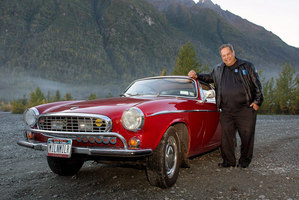 The most reliable car ever? Irv Gordon's 1966 Volvo has travelled 3million miles. Photo / Supplied