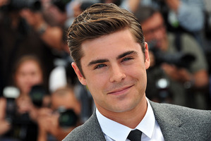 Zac Efron during a photocall at the Cannes Film Festival. Photo / AP