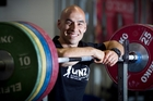 Olympic weightlifting coach Adam Storey graduates tomorrow after completing his PhD. Photo / Natalie Slade