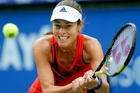 Popular Serb Ana Ivanovic is a possibility for the ASB Classic. Photo / AP