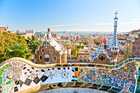 Park Guell in Barcelona. Photo / Thinkstock