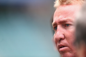 Roosters coach Trent Robinson. Photo / Getty Images