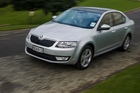 Skoda Octavia TDi Photo by Ted Baghurst