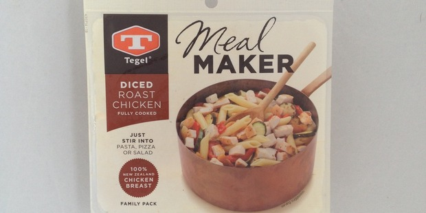 Tegal Meal Maker Diced Roast Chicken, $9.49 for 320g.