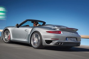 The new open-top versions of the Porsche 911 Turbo and 911 Turbo S will go on sale in New Zealand this year.