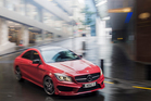 Mercedes-Benz CLA200. Photo / Ted Baghurst