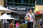 An ethnic mix is evident at the Botany Town Centre that is part of the Howick Ward, which has a population size close to that of Hamilton. Photo / Dean Purcell