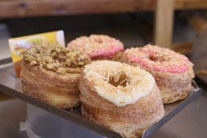 Savage's Bakery Cronut gets my vote.  PHOTO/FILE
