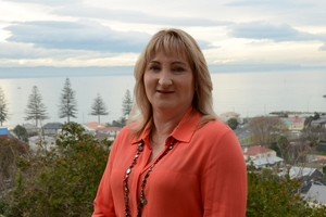Kim Mayne is one of the candidates in the upcoming regional elections.