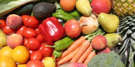 Get lots of fruit and veg in your diet.Photo / Thinkstock