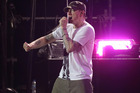 Eminem is rumoured to be visiting New Zealand in February for a one-off show. Photo / AP