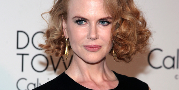 Nicole Kidman's film Grace of Monaco been ruled out of the Oscar race. Photo / AP