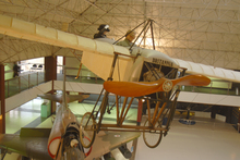 A modern day replica at Wigram Air Force Museum.