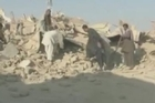 Rescuers struggled to help thousands of people injured and left homeless after a major earthquake in southwestern Pakistan. The magnitude 7.7 quake moved the earth with enough force to create a small island visible off the coast.