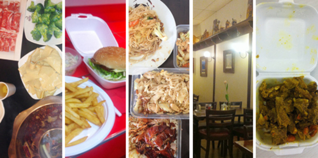This week's Dirty Dining Diary wrap up.