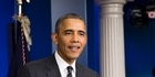 Watch: Obama's historic phone call
