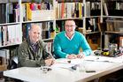 South island based furniture designer Ed Cruikshank, has teamed up with Jason Bonham from Bonham Interiors. Photo / Babiche Martens