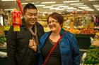 Gourmet Joy. Frederick (Freddie) Sy and Tannah Jane Dowdle. Photo / Jason Burgess