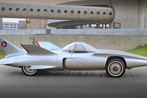 The 1958 GM Firebird III was a concept car that never took off.