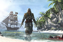 Assassins Creed IV Black Flag (7) (Xbox & PlayStation game Assassins Creed IV Black Flag) will feature at the Digital Nationz show this weekend.