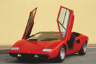 Kiwi Bob Wallace helped develope the Countach for Lamborghini.