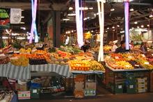 The Fremantle Markets.